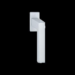 Hoppe austin aluminyum gümüş renk pencere kolu