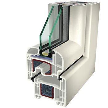 Bianco ral 9001 Folyo Kaplama Agaoglu WinLIFE Gealan Pvc Pencere Kapi Sistemleri