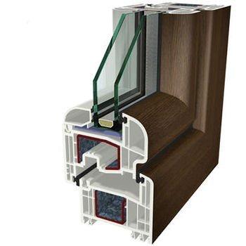 Dado 1 Folyo Kaplama Agaoglu WinLIFE Gealan Pvc Pencere Kapi Sistemleri