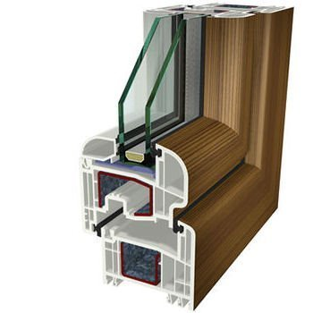 Douglas Folyo Kaplama Agaoglu WinLIFE Gealan Pvc Pencere Kapi Sistemleri