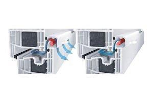 otomatik havalandırma sistemi Agaoglu Egepen Deceuninck Gealan PVC pencere kapi sistemleri