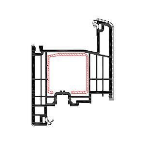 Ice Acilim Pvc Kapi Profili Agaoglu Egepen Deceuninck Gealan PVC pencere kapi sistemleri
