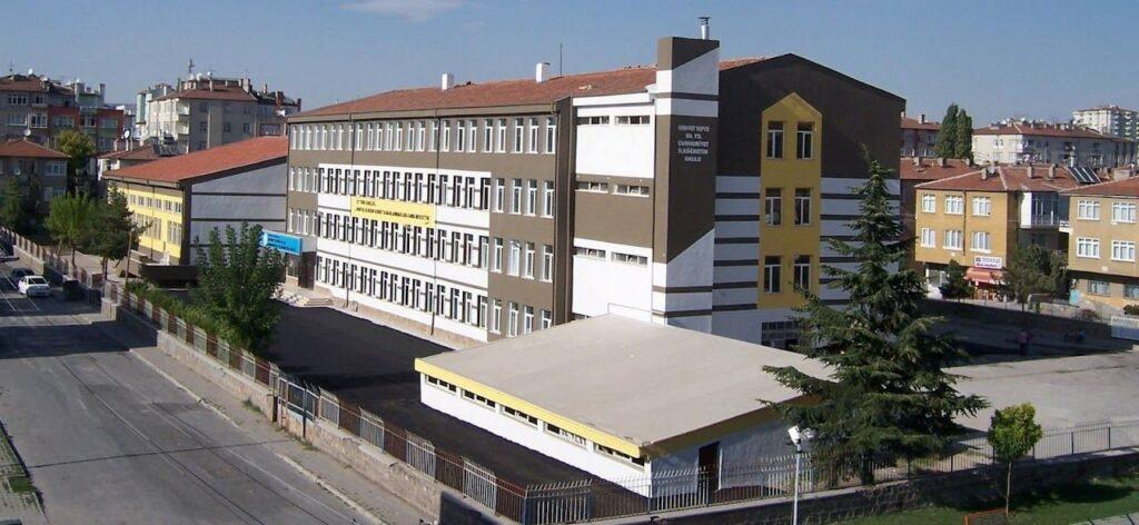 Kayseri Kocasinan Mehmet Sepici 60.Yıl Cumhuriyet İlkokulu 05 Agaoglu Pvc Pencere Sistemleri Winlife Gealan Citywin