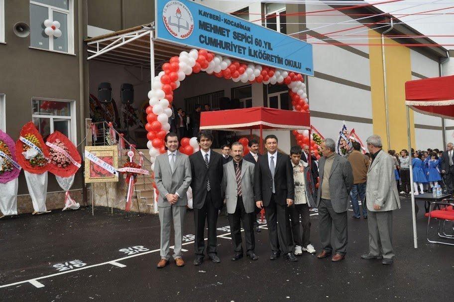 Kayseri Kocasinan Mehmet Sepici 60.Yıl Cumhuriyet İlkokulu 06 Agaoglu Pvc Pencere Sistemleri Winlife Gealan Citywin