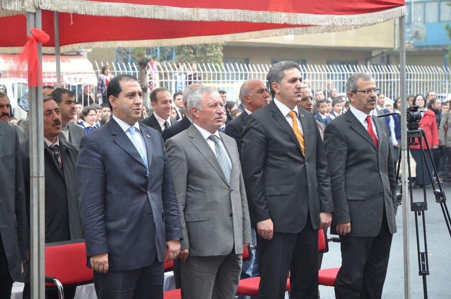 Kayseri Kocasinan Mehmet Sepici 60.Yıl Cumhuriyet İlkokulu 09 Agaoglu Pvc Pencere Sistemleri Winlife Gealan Citywin