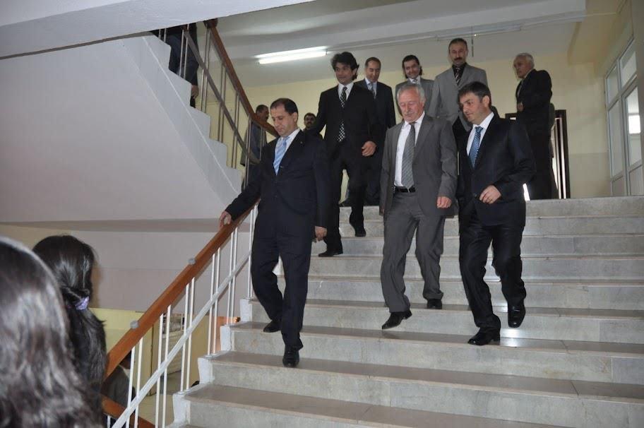 Kayseri Kocasinan Mehmet Sepici 60.Yıl Cumhuriyet İlkokulu 11 Agaoglu Pvc Pencere Sistemleri Winlife Gealan Citywin