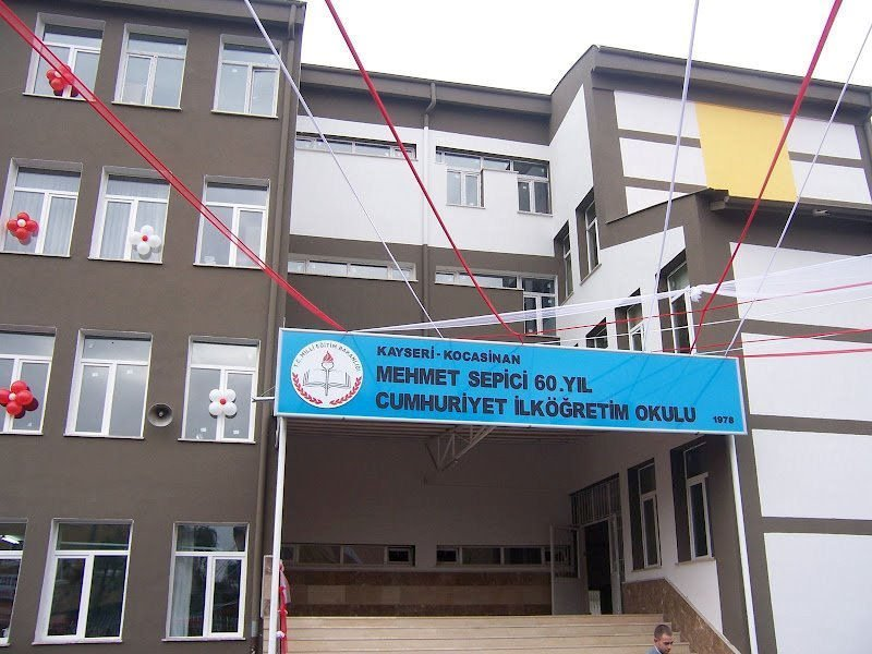 Kayseri Kocasinan Mehmet Sepici 60.Yıl Cumhuriyet İlkokulu 12 Agaoglu Pvc Pencere Sistemleri Winlife Gealan Citywin