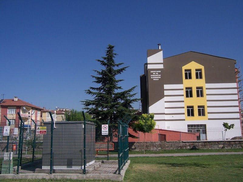 Kayseri Kocasinan Mehmet Sepici 60.Yıl Cumhuriyet İlkokulu 16 Agaoglu Pvc Pencere Sistemleri Winlife Gealan Citywin
