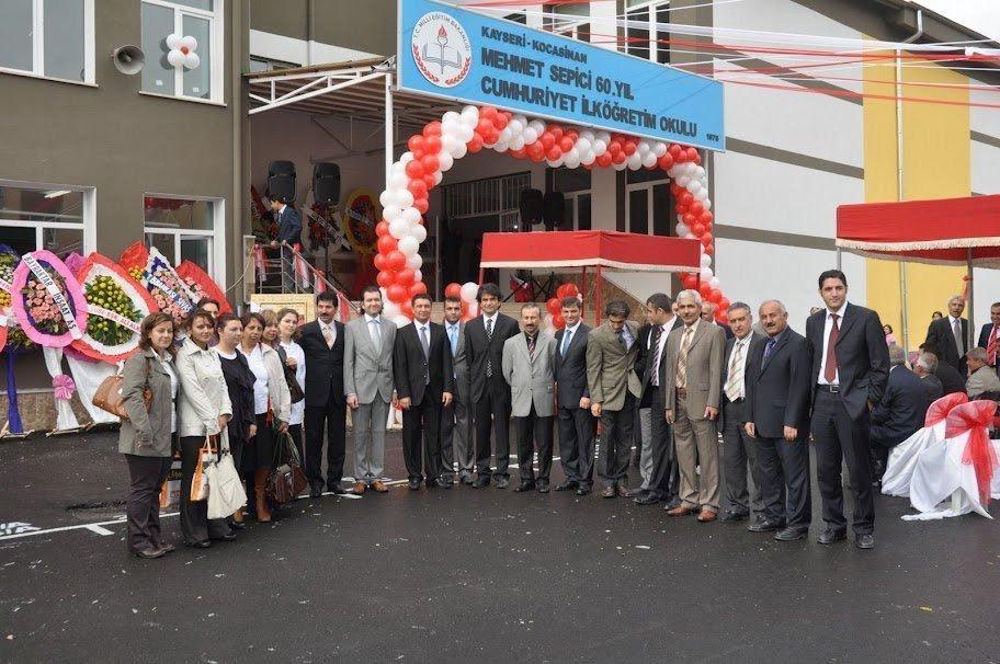 Kayseri Kocasinan Mehmet Sepici 60.Yıl Cumhuriyet İlkokulu 22 Agaoglu Pvc Pencere Sistemleri Winlife Gealan Citywin