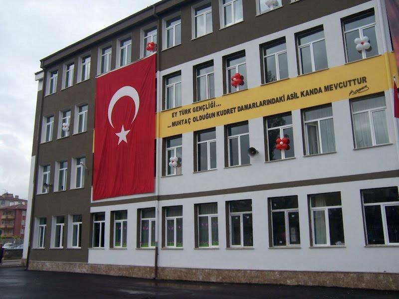 Kayseri Kocasinan Mehmet Sepici 60.Yıl Cumhuriyet İlkokulu 25 Agaoglu Pvc Pencere Sistemleri Winlife Gealan Citywin