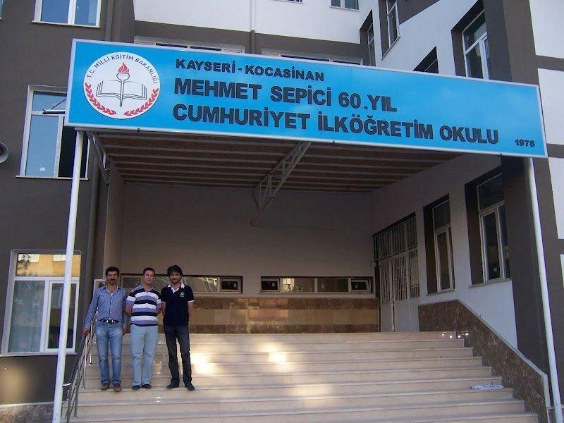 Kayseri Kocasinan Mehmet Sepici 60.Yıl Cumhuriyet İlkokulu 27 Agaoglu Pvc Pencere Sistemleri Winlife Gealan Citywin