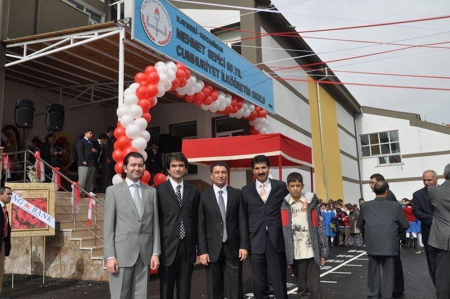 Kayseri Kocasinan Mehmet Sepici 60.Yıl Cumhuriyet İlkokulu 28 Agaoglu Pvc Pencere Sistemleri Winlife Gealan Citywin