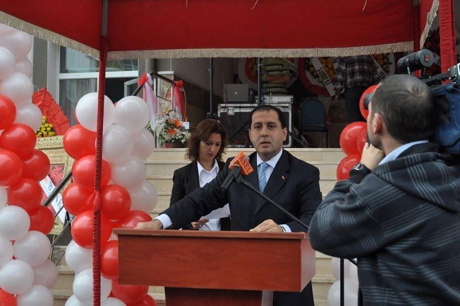 Kayseri Kocasinan Mehmet Sepici 60.Yıl Cumhuriyet İlkokulu 29 Agaoglu Pvc Pencere Sistemleri Winlife Gealan Citywin
