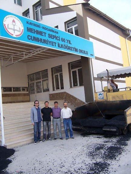 Kayseri Kocasinan Mehmet Sepici 60.Yıl Cumhuriyet İlkokulu 31 Agaoglu Pvc Pencere Sistemleri Winlife Gealan Citywin