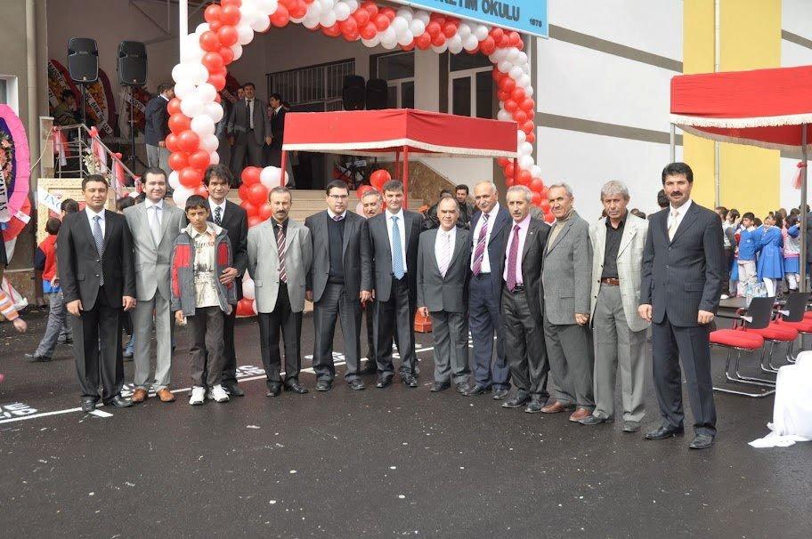 Kayseri Kocasinan Mehmet Sepici 60.Yıl Cumhuriyet İlkokulu 40 Agaoglu Pvc Pencere Sistemleri Winlife Gealan Citywin