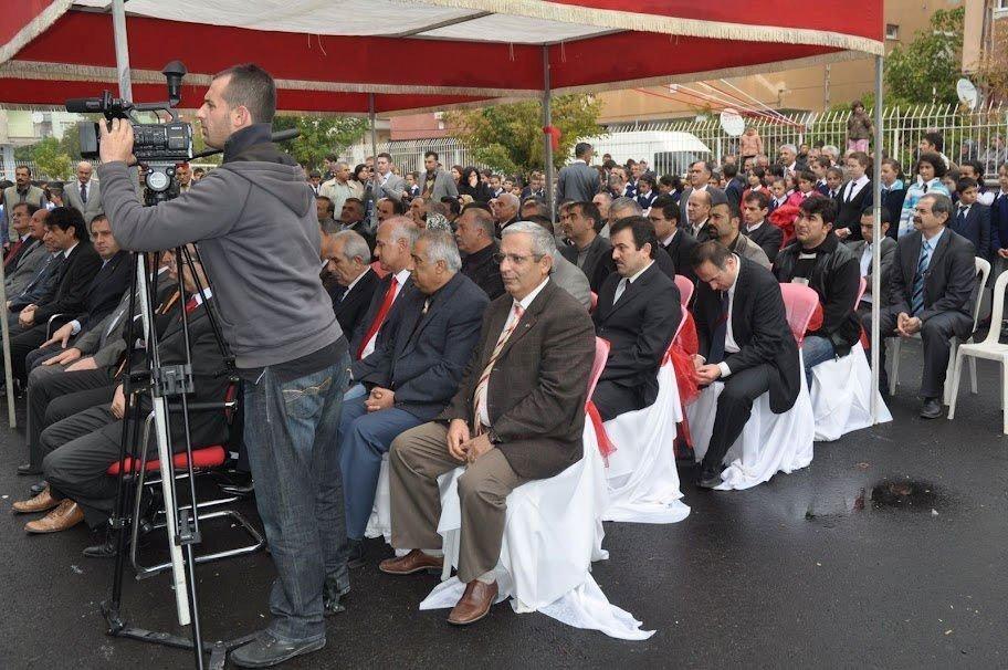 Kayseri Kocasinan Mehmet Sepici 60.Yıl Cumhuriyet İlkokulu 42 Agaoglu Pvc Pencere Sistemleri Winlife Gealan Citywin