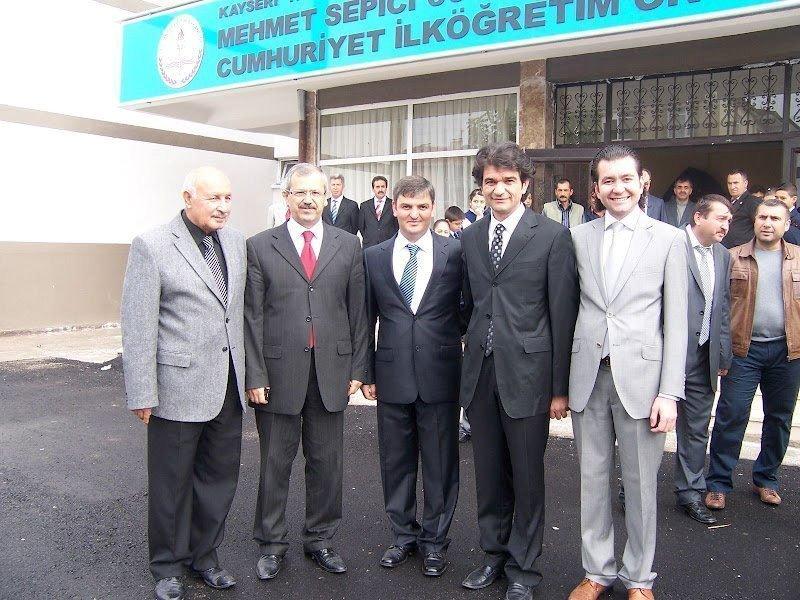 Kayseri Kocasinan Mehmet Sepici 60.Yıl Cumhuriyet İlkokulu 44 Agaoglu Pvc Pencere Sistemleri Winlife Gealan Citywin