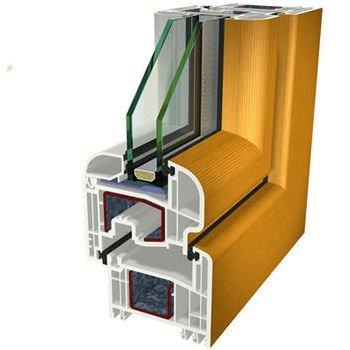 Oregon Folyo Kaplama Agaoglu WinLIFE Gealan Pvc Pencere Kapi Sistemleri