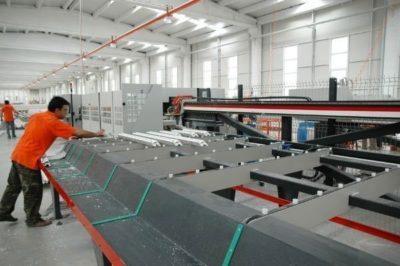 Ağaoğlu PVC pencere fabrikası cnc