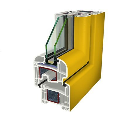 Ral1004 Folyo Kaplama Acrylcolor Agaoglu WinLIFE Gealan Pvc Pencere Kapi Sistemleri