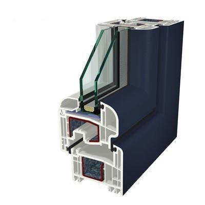 Ral5011 Folyo Kaplama Acrylcolor Agaoglu WinLIFE Gealan Pvc Pencere Kapi Sistemleri