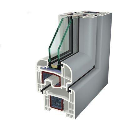 Ral7040 Folyo Kaplama Acrylcolor Agaoglu WinLIFE Gealan Pvc Pencere Kapi Sistemleri