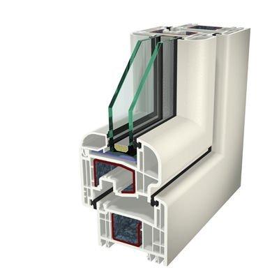 Ral9001 Folyo Kaplama Agaoglu WinLIFE Gealan Pvc Pencere Kapi Sistemleri