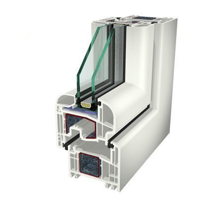 Ral9010 Folyo Kaplama Agaoglu WinLIFE Gealan Pvc Pencere Kapi Sistemleri