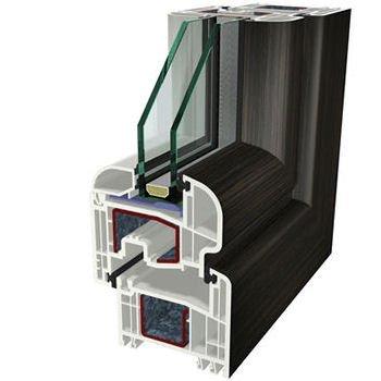 Rovere di palude Folyo Kaplama Agaoglu WinLIFE Gealan Pvc Pencere Kapi Sistemleri