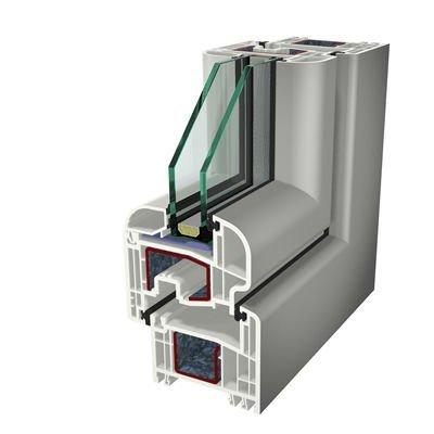 Silver Folyo Kaplama Agaoglu WinLIFE Gealan Pvc Pencere Kapi Sistemleri